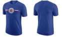 Nike Men's Los Angeles Clippers Essential Logo T-Shirt