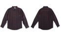LRG Men's Otero Plaid Shirt