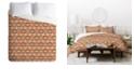 Deny Designs Holli Zollinger Otali Pink Queen Duvet Set