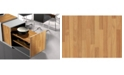 Brewster Home Fashions Butcher Block Adhesive Film Set Of 2