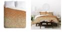 Deny Designs Iveta Abolina Mint Splash Twin Duvet Set