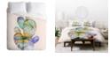 Deny Designs Iveta Abolina Arizona Spring Twin Duvet Set