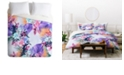 Deny Designs Iveta Abolina Tropical Island Twin Duvet Set