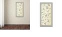 "Trademark Global Nick Bantock '10-6 Familiars' Canvas Art, 10"" x 19"""