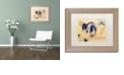 """Trademark Global Nick Bantock 'Ulysses' Matted Framed Art, 11"""" x 14"""""""