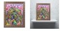 "Trademark Global Dean Russo 'Shih Tzu Luv' Ornate Framed Art, 11"" x 14"""