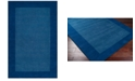 Surya Mystique M-308 Dark Blue 2' x 3' Area Rug