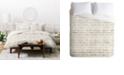 Deny Designs Holli Zollinger Rustica Twin Duvet Set