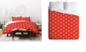Deny Designs Holli Zollinger Ekko Twin Duvet Set