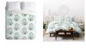 Deny Designs Iveta Abolina Seaflower King Duvet Set