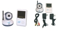 SPT Appliance Inc. SPT 2.4GHz Wireless Digital Baby Monitor Kit