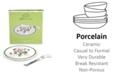 Portmeirion Botanic Garden Cheese Plate and Knife
