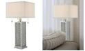 Dale Tiffany Katie Lee Crystal Table Lamp