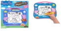 Cra-Z-Art Cra Z Art Peppa Pig Travel Magna Doodle Magnetic Screen Drawing Toy