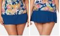 Bleu by Rod Beattie Plus Size Swim Skirt