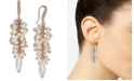 INC International Concepts I.N.C. Shaky Cluster Drop Earrings, Created for Macy's