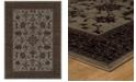 "Oriental Weavers Foundry 597E5 Blue/Gray 9'10"" x 12'10"" Area Rug"