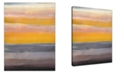 "Ready2HangArt 'Dry Sunset' Canvas Wall Art, 30x20"""