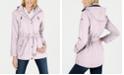 Michael Kors Hooded Raincoat