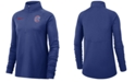 Nike Women's Chicago Cubs Half-Zip Core Element Pullover