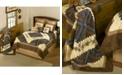 American Heritage Textiles Cabin Raising Pine Cone Throw