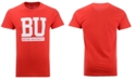 New Agenda Men's Boston Terriers Big Logo T-Shirt