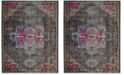 Safavieh Artisan Gray and Fuchsia 8' x 10' Area Rug