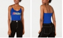 PROJECT 28 NYC Cropped Miami-Graphic Camisole