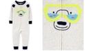 Carter's Baby Boys 1-Pc. Snorkel Bear Cotton Pajamas