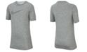 Nike Big Boys Dri-FIT Logo-Print Basketball T-Shirt
