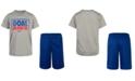 Nike Toddler Boys 2-Pc. Goal-Print T-Shirt & Shorts Set