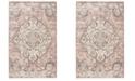 Safavieh Illusion Cream and Rose 3' x 5' Area Rug