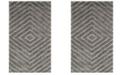 Safavieh Olympia Silver 3' x 5' Area Rug