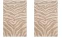 Safavieh Portofino Ivory and Beige 4' x 6' Area Rug