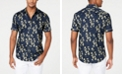 INC International Concepts I.N.C. Men's Blooming Floral Shirt, Created for Macy's