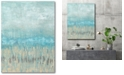 """Courtside Market Blue Horizons Gallery-Wrapped Canvas Wall Art - 18"""" x 24"""""""