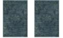 """Safavieh Vintage Blue and Multi 3'3"""" x 5'7"""" Area Rug"""