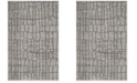 Safavieh Valencia Gray and Multi 3' x 5' Area Rug