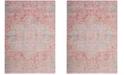 Safavieh Windsor Rose and Sea foam 5' x 7' Area Rug