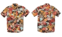 Volcom Little Boys Printed Button-Front Shirt