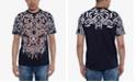 Sean John Men's Calligraphy Lion Graphic T-Shirt