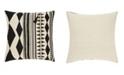 "Jaipur Living Nikki Chu By Lonyn Geometric Throw Pillow 22"" Collection"