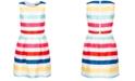 Sequin Hearts Big Girls 2-Pc. Striped Dress