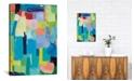 "iCanvas ""Urban Essay Xiv"" By Kim Parker Gallery-Wrapped Canvas Print - 60"" x 40"" x 1.5"""