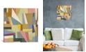 "iCanvas ""Copenhagen"" By Kim Parker Gallery-Wrapped Canvas Print - 37"" x 37"" x 0.75"""