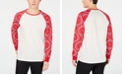 American Rag Men's Raglan Long-Sleeve T-Shirt, Created for Macy's