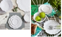 Q Squared Peony Dinnerware Collection