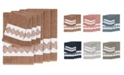 Linum Home Turkish Cotton Noah 8-Pc. Embellished Towel Set