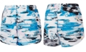 adidas Little Girls Printed Training Shorts