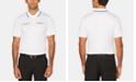 PGA TOUR Men's Striped Golf Polo